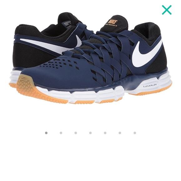 big sale f2068 0860b Men s Nike Lunar Fingertrap TR